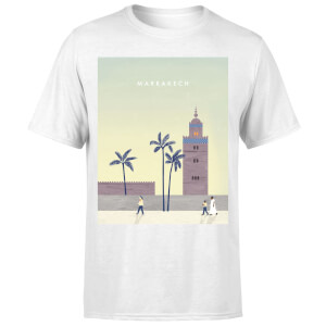 Marrakech Men's T-Shirt - White