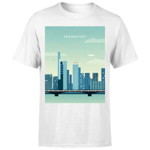 Frankfurt Men's T-Shirt - White