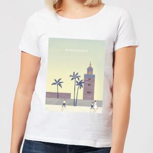 Marrakech Women's T-Shirt - White