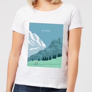 Algau Women's T-Shirt - White