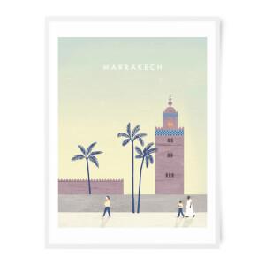PlanetA444 Marrakech Art Print
