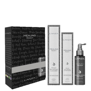 L'Anza Healing Remedy Christmas Gift Set (Worth £75.00)