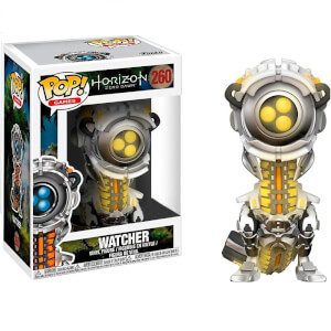 Figura Funko Pop! - Watcher EXC GITD - Horizon Zero Dawn