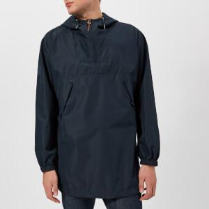 Pretty Green Men's Wyndham Overhead Jacket - Dark Navy