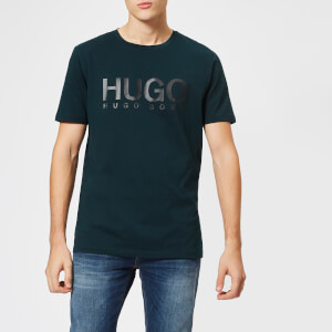 HUGO Men's Dolive T-Shirt - Dark Green