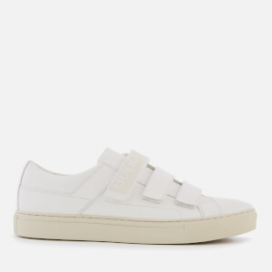 HUGO Men's Futurism Tennis Trainers - White