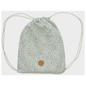 Ferm Living Mint Dot Gym Bag