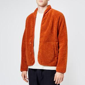 YMC Men's Beach Jacket - Rust