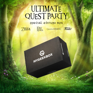 My Geek Box - Ultimate Quest Party Box - Men's - M