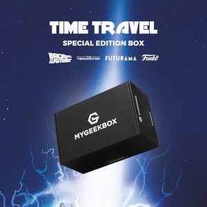 My Geek Box - Time Travel Box - Männer - XL