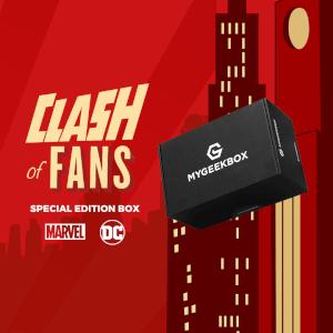 My Geek Box - Clash Of Fans Box - Men's - XXL