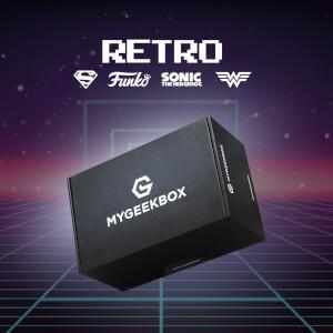 My Geek Box - Retro Box - Men's - XXL