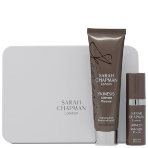 Sarah Chapman Skinesis Cleanse and Glow Gift Set (Worth £37.50)