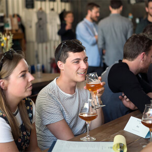 Manchester Taproom Tour and Beer Tasting