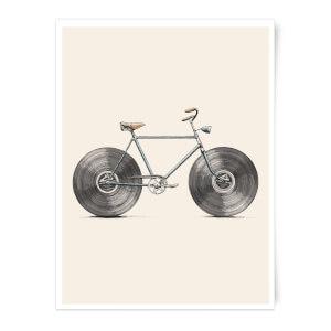 Velophone Art Print