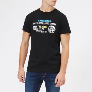 Diesel Men's T-Diego T-Shirt - Black
