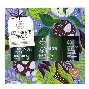 Paul Mitchell Tea Tree Celebrate Peace Gift Set (Worth £42.25)
