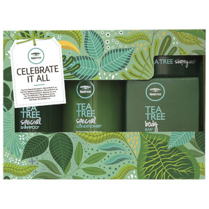 Paul Mitchell Tea Tree Celebrate It All Gift Set (Worth £61.05)