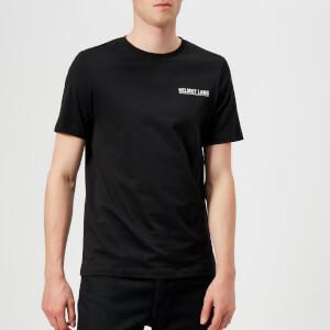 Helmut Lang Men's Corner Dart Crew T-Shirt - Black