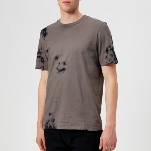 Helmut Lang Men's Dart Back T-Shirt - Grey