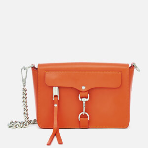 Rebecca Minkoff Women's Mab Flap Cross Body Bag - Clementine