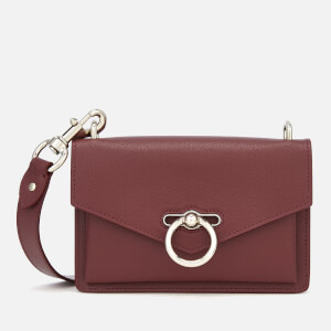 Rebecca Minkoff Women's Jean Cross Body Bag - Bordeux