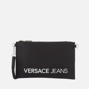 Versace Jeans Women's Large Logo Cross Body - Black