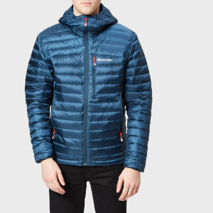 Montane Men's Featherlite Down Jacket - Narwhal Blue