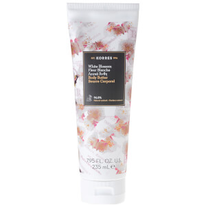 KORRES White Blossom Body Butter 235ml