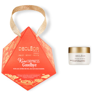 DECLÉOR Kiss Dryness Goodbye Intense Nutrition Nourishing Lip Balm