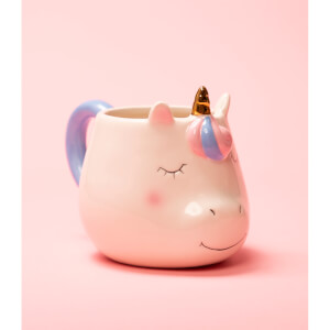 Unicorn Shaped Mug from I Want One Of Those