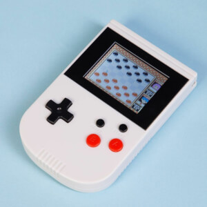 Handheld Arcade Game from I Want One Of Those