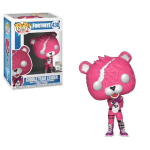 Figura Funko Pop! - Cuddle Team Leader - Fortnite