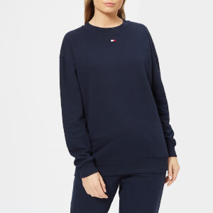 Tommy Hilfiger Women's Long Sleeve Track Top - Navy