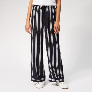 Tommy Hilfiger Women's Woven Pants - Blue