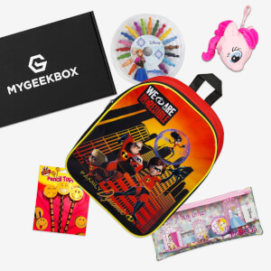 My Geek Box Back To School - Princess