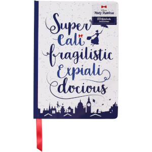 Mary Poppins A5 Notebook