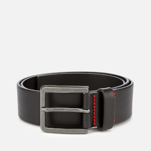 HUGO Men's Gionio Belt - Black