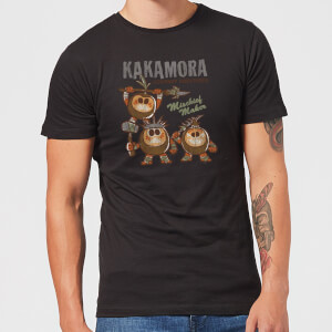 Moana Kakamora Mischief Maker Men's T-Shirt - Black