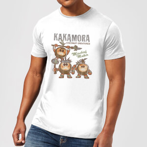Disney Moana Kakamora Mischief Maker Men's T-Shirt - White