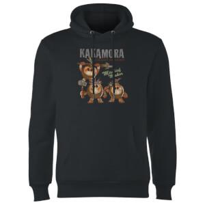 Sudadera Disney Vaiana Kakamora - Negro