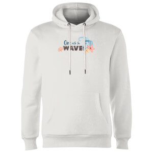 Moana One With The Waves Hoodie - Wit