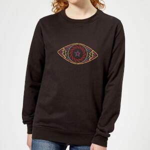 CBB EYE Women's Sweatshirt - Black