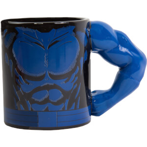Meta Merch Marvel Black Panther Arm Tasse