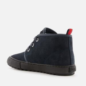 Polo Ralph Lauren Kids' Chett Suede Chukka Boots - Navy: Image 2