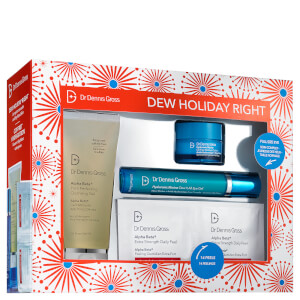 Dr Dennis Gross Dew Holiday Right (Worth £135)