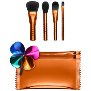 MAC Shiny Pretty Things Brush Party - Face Focus (Worth £105)