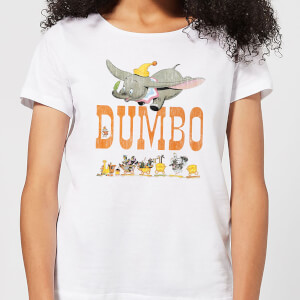 Camiseta Disney Dumbo The One The Only - Mujer - Blanco