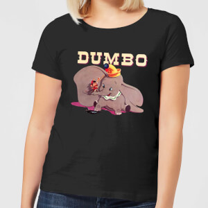 Dumbo Timothy's Trombone Women's T-Shirt - Black