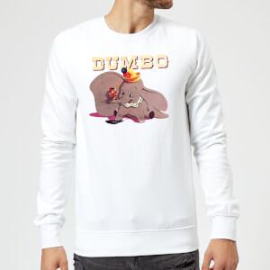 Sweat Homme Trombone Dumbo Disney - Blanc